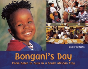 Bongani's Day From Dawn to Dusk in a South African City