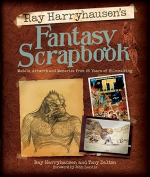 Ray Harryhausen's Fantasy Scrapbook