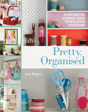 Pretty, Organised 30 Easy-to-Make Decorative Storage Ideas to Declutter your Home