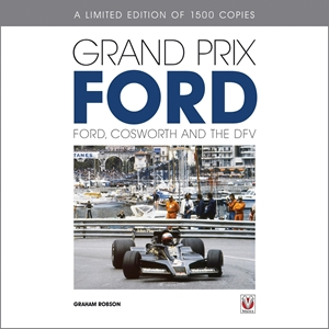 Grand Prix Ford - Limited Edition