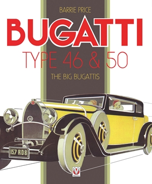 Bugatti Type 46 & 50