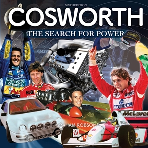 Cosworth The Search for Power - 6th Edition