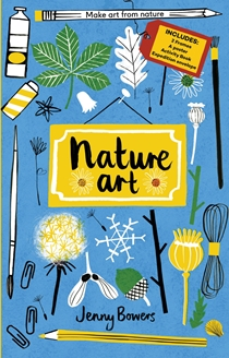Cover of Little Collectors: Nature Art 9781847807724
