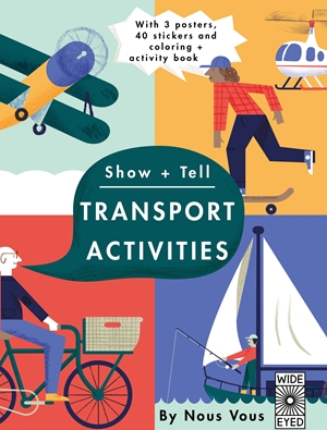 Show + Tell: Transportation Activities