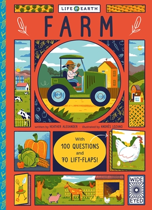 Farm With 100 Questions and 70 Lift-flaps!