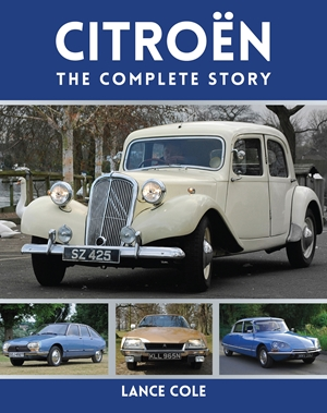 Citroen The Complete Story