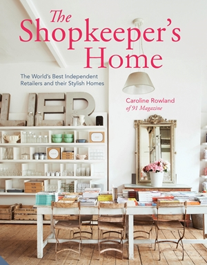 The  Shopkeeper's Home