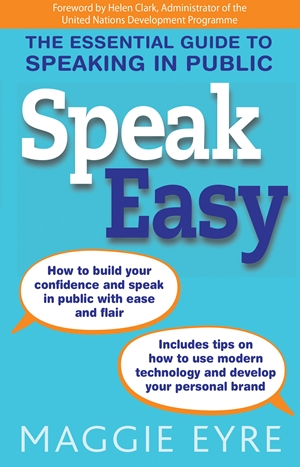 Speak Easy The essential guide to speaking in public