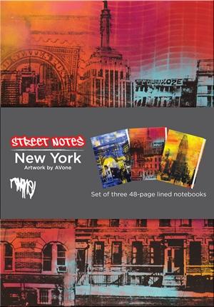 Street Notes-New York