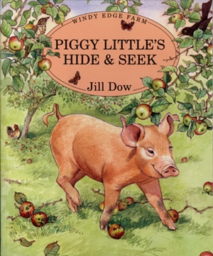 Piggy Little's Hide and Seek
