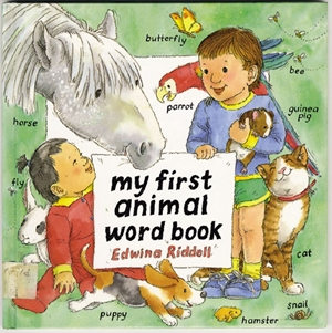 My First Animal Word Book