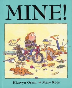 Mine! Big Book