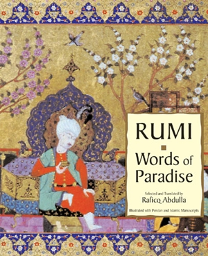 Rumi Words of Paradise