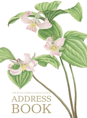 The  RHS Pocket Address Book 2011
