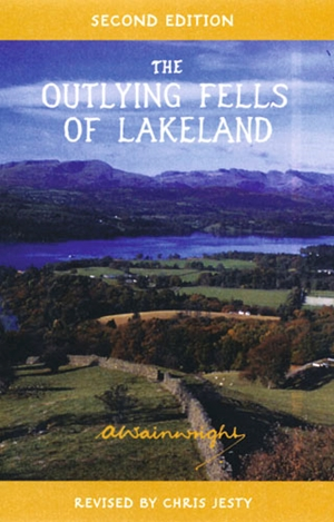 The  Outlying Fells of Lakeland Second Edition