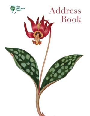RHS Pocket Address Book 2013