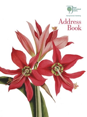 RHS Pocket Address Book