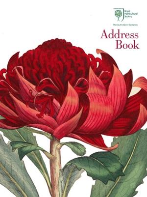 RHS Desk Address Book