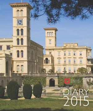 English Heritage Desk Diary 2015