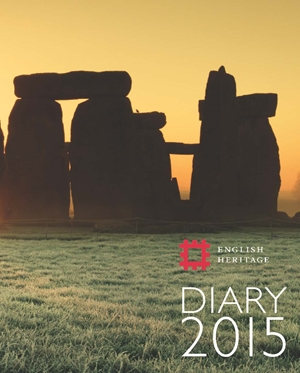 English Heritage Pocket Diary 2015