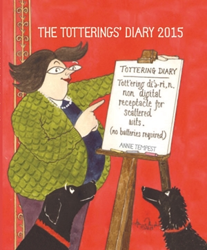 Totterings' Desk Diary 2015