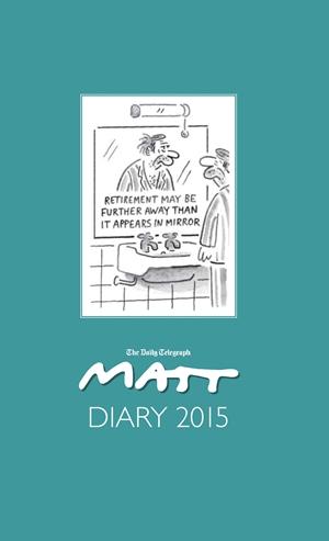 Matt Diary 2015