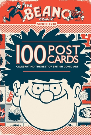 The  Beano 100 Postcards