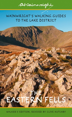 The Eastern Fells (Walkers Edition)