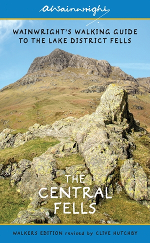 Wainwright's Illustrated Walking Guide to the Lake District Book 3: The Central Fells