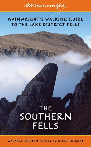 Wainwright's Illustrated Walking Guide to the Lake District Book  4: The Southern Fells