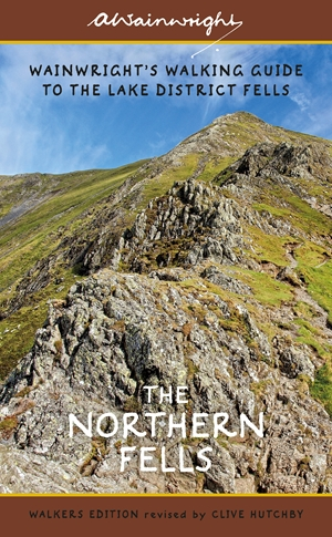 Wainwright's Illustrated Walking Guide to the Lake District Book 5: Northern Fells