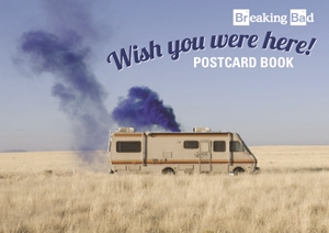 Breaking Bad Wish You Were Here Postcard Book