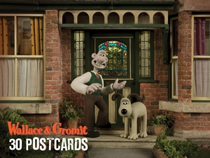 Wallace and Gromit Postcard Matchbox