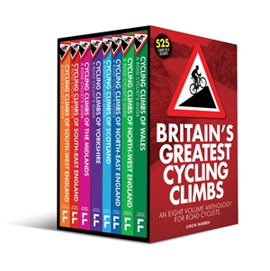Britain's Greatest Cycling Climbs