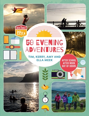 Cover of 50 Evening Adventures 9780711237551
