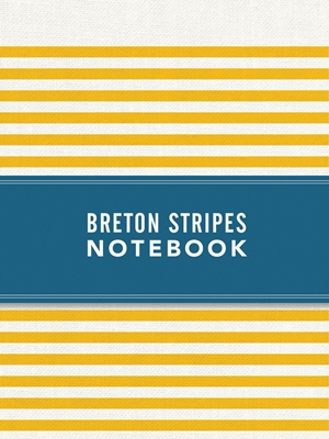 Breton Stripes Sunny Yellow