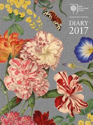 RHS Desk Diary 2017