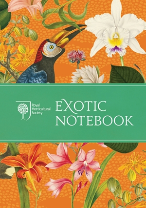 RHS Exotic Notebook