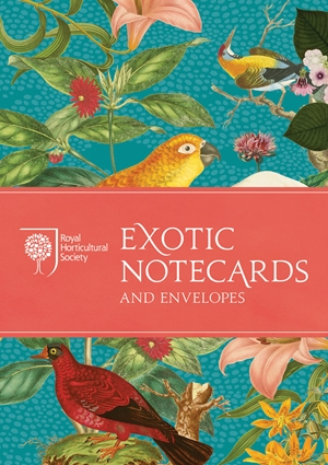 RHS Exotic Notecards