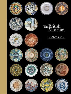 British Museum Desk Diary 2018