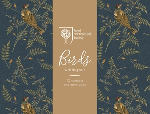 RHS Birds Writing set