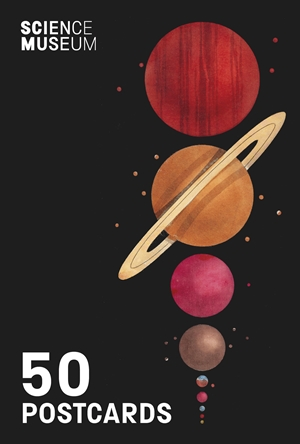 50 Postcards from the Science Museum