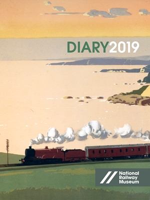 National Railway Museum Pocket Diary 2019
