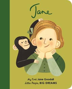 Jane Goodall My First Jane Goodall