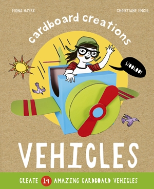 Vehicles Create 14 Amazing Cardboard Vehicles