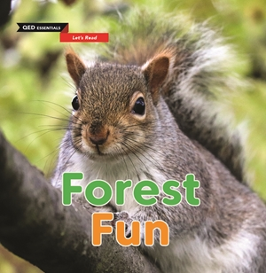 Let's Read: Forest Fun