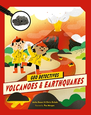 Geo Detectives - Volcanoes & Earthquakes