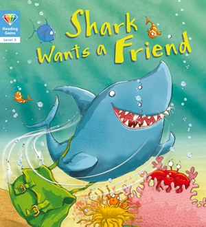Shark Wants a Friend (Level 3)