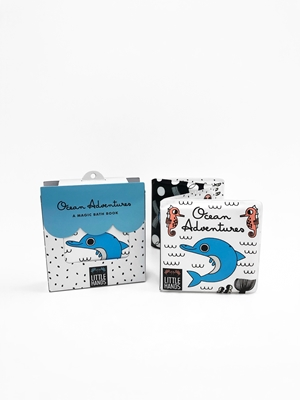 Ocean Adventures A Magic Bath Book