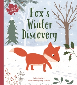 Fox's Winter Discovery